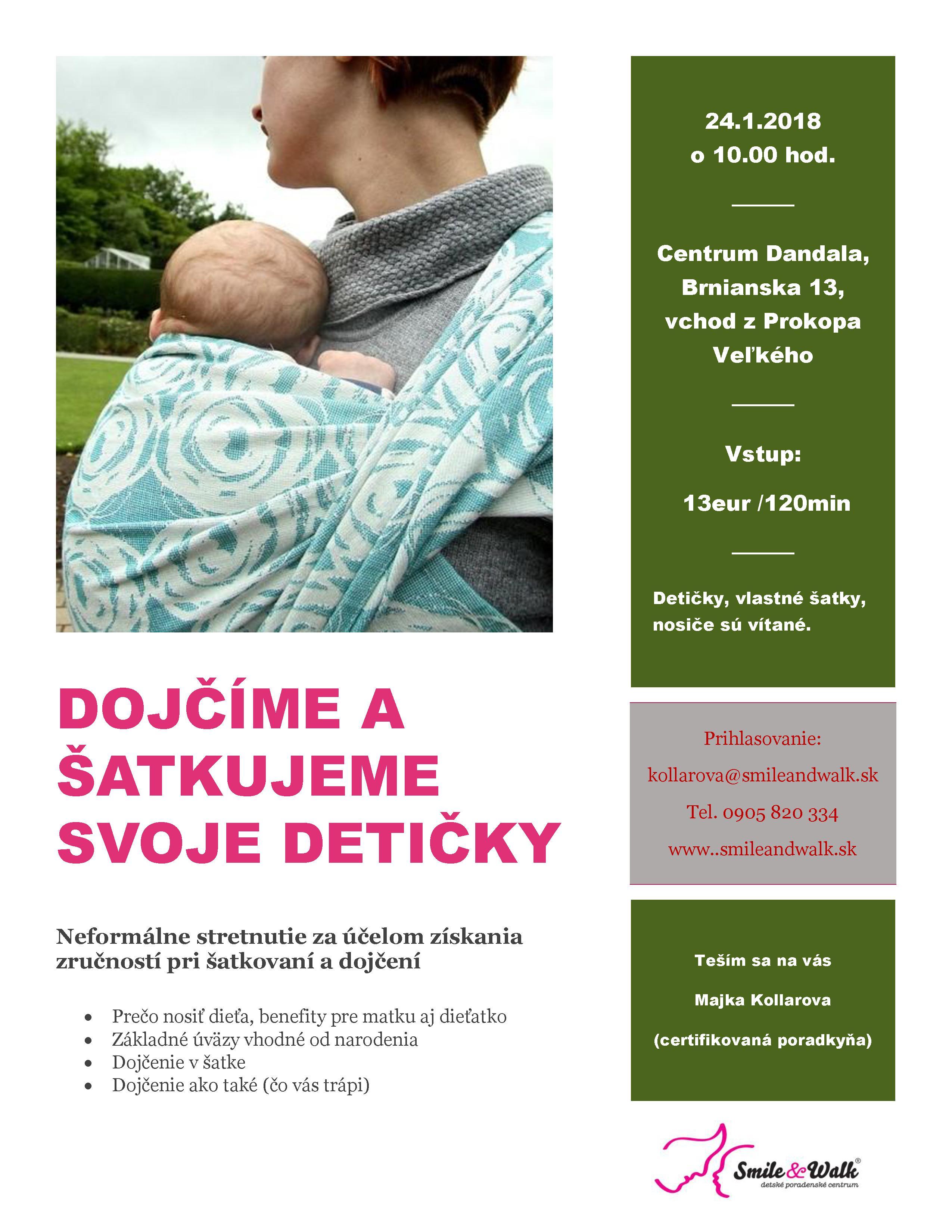 Príprava na dojčenie pre budúce mamičky